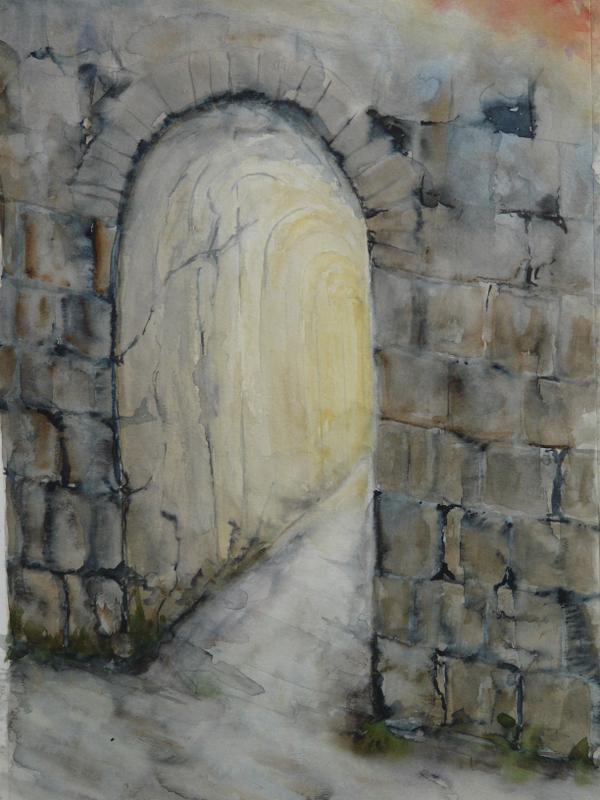 Poort naar licht